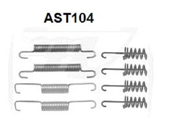 Купить тормозные колодки AST104 в компании AutoStandart