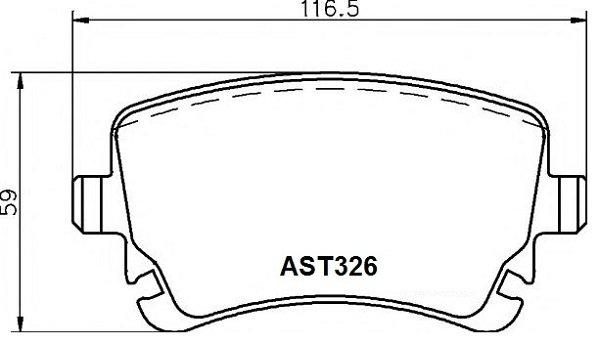 AST326