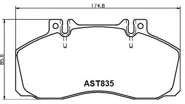 AST835