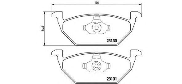 Купить тормозные колодки AST131 в компании AutoStandart